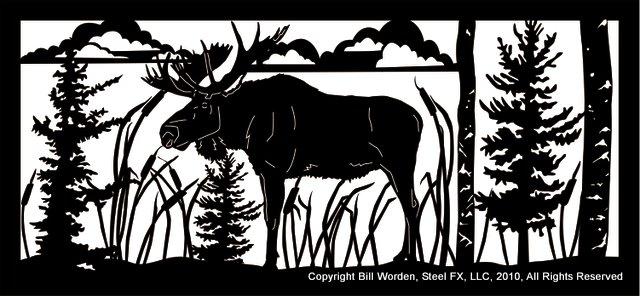 Moose Panel Insert
