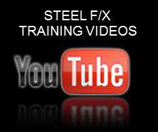 steel finishing training instructional videos steel-fx